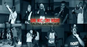 One Mic One Night